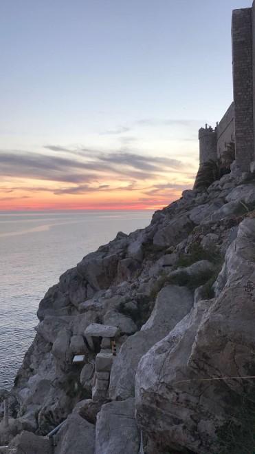 Sunset in Dubrovnik.jpg
